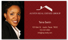 BCR-1004 - realtor business card