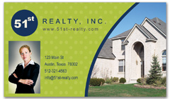 BCR-1015 - realtor business card