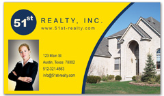 BCR-1017 - realtor business card