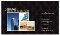BCR-1018 - realtor business card