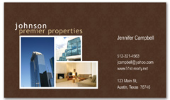 BCR-1019 - realtor business card