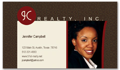 BCR-1024 - realtor business card