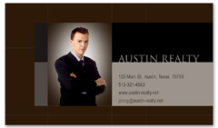 BCR-1030 - realtor business card