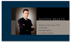 BCR-1032 - realtor business card