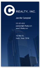 BCR-1033 - realtor business card