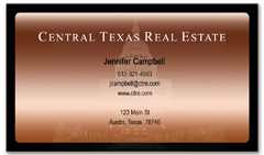 BCR-1036 - realtor business card