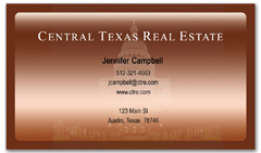 BCR-1037 - realtor business card