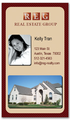 BCR-1041 - realtor business card