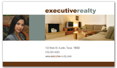 BCR-1049 - realtor business card
