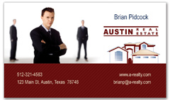 BCR-1056 - realtor business card